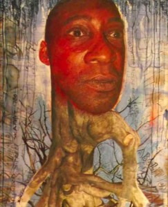 Patrick Robinson Liz Ranken portrait Casualty