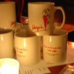 The Marysia 'If You Can't Make Love, Make Coffee' mug