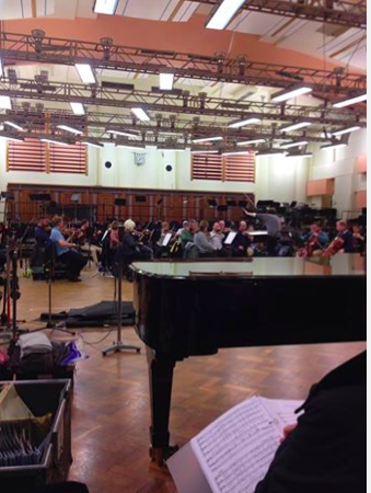 bbc MaIDA VALE Studio one neil hannon bbc string orchestra