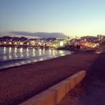 Cannes 2014 beach view