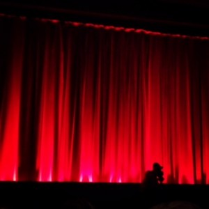 BFI NFT Screen 1 Curtain