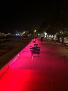 La Croisette, Cannes, April 2015, MIPTV Marysia Trembecka