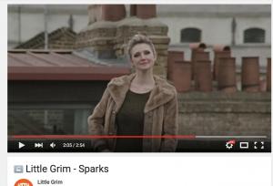 Little Grim music video