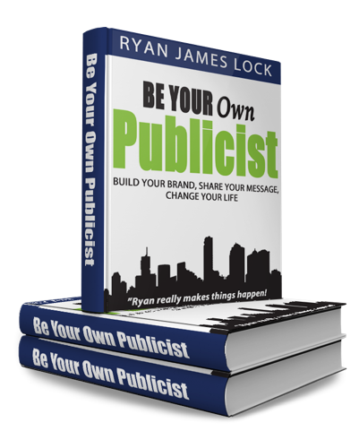 Podcast 10: How To Be Your Own Publicist, Marysia & Ryan James Lock
