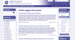 spotlight podcast, marysia
