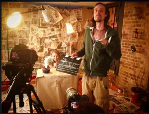 Marysia Trembecka Dominic Cunningham BFI SCIFI 48HR Film Challenge