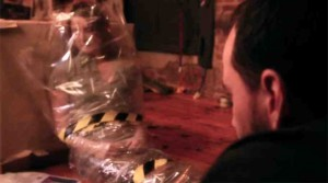 Marysia Trembecka Terry Grant BFI SCIFI 48HR Film Challenge §