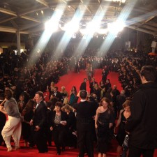 100 Days of being an actress: red carpet Cannes premiere of the new David Cronenberg film