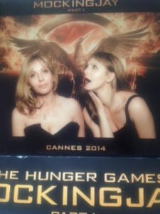Hunger Games, Cannes 2014,