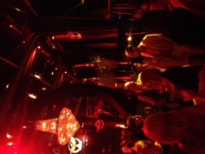 Hunger Games party Cannes 2014, yes we danced til closing at 3am