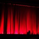 BFI NFT Screen 1 Curtain