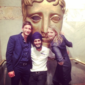 LATENT screening at BAFTA, with Oliver Blagden, Lefteris Parasyris, Martine Woolf, Anoop Singh and Marysia Trembecka