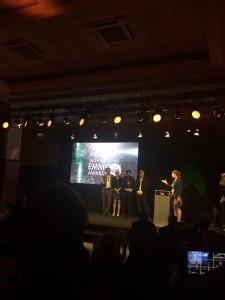International Digital Emmys, MIP 2015