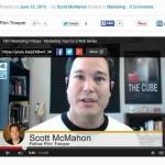 scott mcmahon marysia trembecka film marketing fridays marketing webseries songs of soho 3