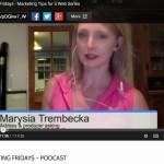 scott mcmahon marysia trembecka film marketing fridays marketing webseries songs of soho 2